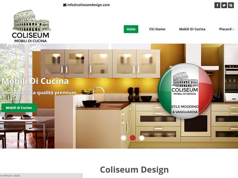 Coliseum Design