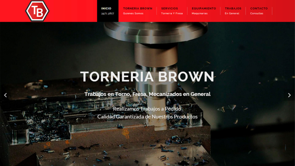 Torneria Brown